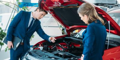 Understanding the Anatomy of a Car Engine, Kalispell, Montana