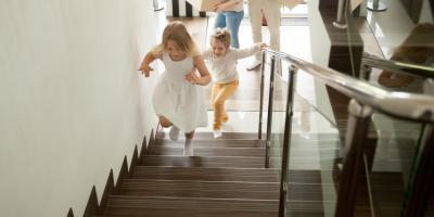 4 Flooring Options for Stairs, Lincoln, Nebraska