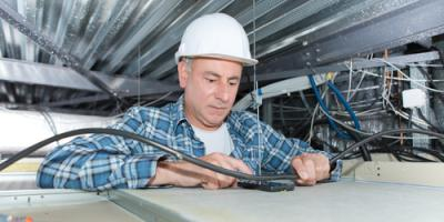 4 Ways to Know When You Need New Electrical Wiring, Fishersville, Virginia