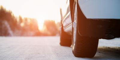 Vital Items You Should Keep in Your Car During the Winter, Rochester, New York