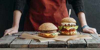 A Brief History of Burgers, Manhattan, New York