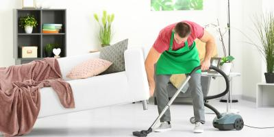 5 Hidden Spots in Your House That Collect Dust, Colfax, North Carolina