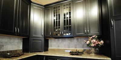 3 Types of Cabinet Refinishing, St. Ann, Missouri