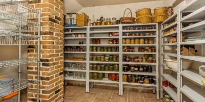 3 Strategies for Organizing a Pantry, Covington, Kentucky