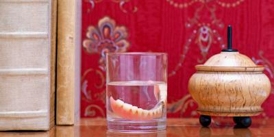 Frequently Asked Questions About Dentures, Lexington-Fayette Central, Kentucky
