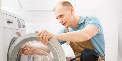 Appliance Repair Service Provider Explains Why Washing Machines Leak, High Point, North Carolina