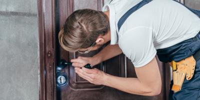 3 Ways to Tell if Your Door Locks Have Been Compromised, Kenvil, New Jersey
