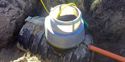 Mound Septic Systems vs. Conventional Septic Systems, Big Bend, Wisconsin