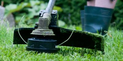 How to Safely Use Lawn Trimmers, Middlefield, Ohio
