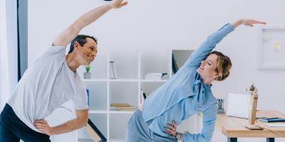 How to Improve Spinal Flexibility, Soldotna, Alaska