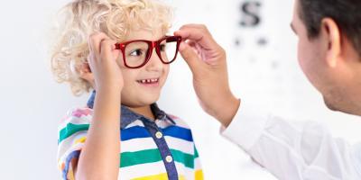 3 Reasons a Back-to-School Eye Exam Is So Important, Tulsa, Oklahoma
