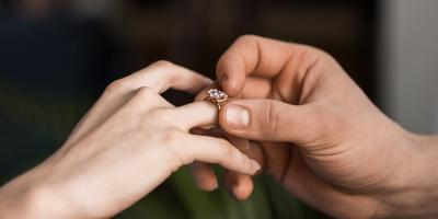 3 Non-Diamond Options for a Unique Engagement Ring, Nyack, New York