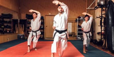 3 Ways Martial Arts Improves Flexibility, Middletown, New York