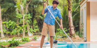 How Often You Should Clean Your Pool, Kihei, Hawaii