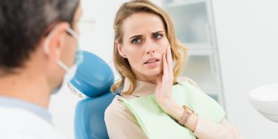 3 Warning Signs That Indicate Cavities, Union, Ohio