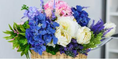 Do's & Don'ts for Flower Arrangements & Allergies, Branford Center, Connecticut