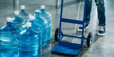 The Do's & Don'ts of Using a Hand Truck, Manhattan, New York