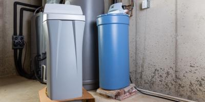 3 Signs It's Time for Water Softener Repair, Oxford, Ohio