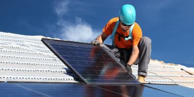 How Do Solar Installations Work? , North Umpqua, Oregon
