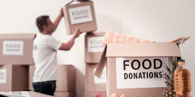 Understanding Move for Hunger & How You Can Help, Ewa, Hawaii