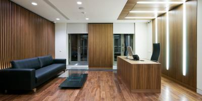 An Office Furniture Supplier Shares 5 Tips to Improve Your Reception Area, Miami, Ohio