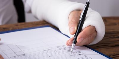 What to Track in a Personal Injury Journal, Southaven, Mississippi