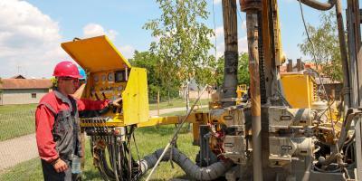 How Do Geothermal Wells Save Money & Energy?, Madison, Pennsylvania