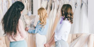 4 Ways a Tailor Can Refurbish a Wedding Dress , New York, New York