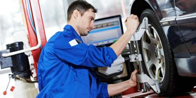 4 Signs You Need a Wheel Alignment, Wentzville, Missouri