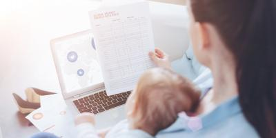 How to Make the End of Maternity Leave Easier, St. Charles, Missouri