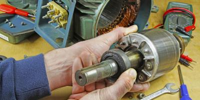 3 Signs Your Equipment Needs Electric Motor Repair, Covington, Kentucky