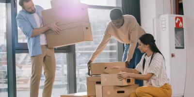 3 Reasons to Use Office Storage Units, Columbia Falls, Montana