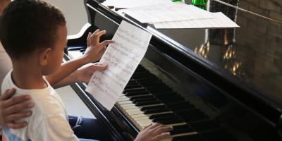 How Do Piano Lessons Benefit Homeschooled Children?, Anchorage, Alaska