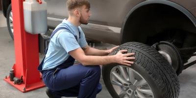 5 Signs You Need a Tire Replacement , Loveland, Ohio