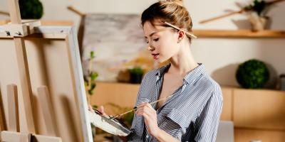 How to Prepare Artwork for a Personal Storage Unit, ,