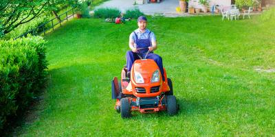 How Often Should You Mow Your Lawn?, Scottsville, New York