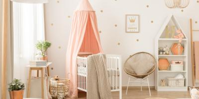 4 Tips for Painting Your Baby's Nursery , Lexington-Fayette Central, Kentucky