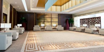 3 Bold Flooring Styles for a Workplace, New York, New York
