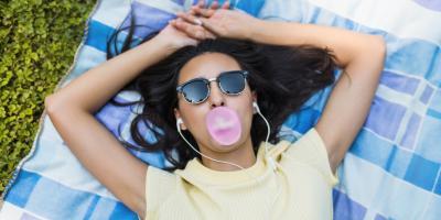 The Health Benefits of Chewing Gum, Soldotna, Alaska