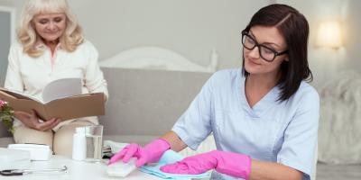 3 Benefits of Hiring a Home Care Service for Housekeeping, Farmington, Connecticut