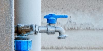 How to Prevent Burst Pipes in Winter, Lincoln, Nebraska