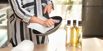 How Grease & Cooking Oil Can Harm Your Home's Plumbing, Ontario, New York