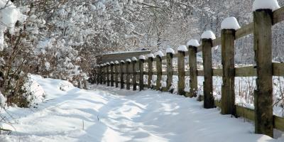 3 Reasons Winter Is the Perfect Time to Install a Fence, Lincoln Village, Ohio