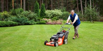 3 Lawn Maintenance Tasks for Spring, Middlefield, Ohio