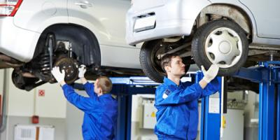How to Know When to Have Your Car's Suspension Checked, Springdale, Ohio