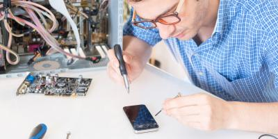 3 Reasons to Repair a Cracked Screen Right Away, Pittsburgh, Pennsylvania