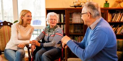 3 Signs of Poor Nursing Home Care, Greece, New York
