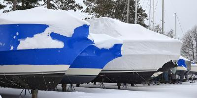 5 Boat Parts to Replace in Winter, Canandaigua, New York