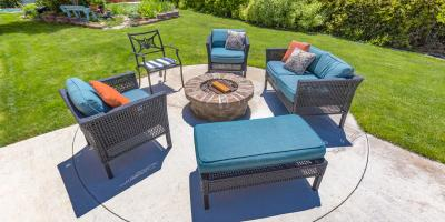 4 Ways to Create an Outdoor Entertaining Space for the Fall, Farmers Branch, Texas