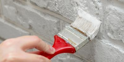 Guide to Painted Brick Exteriors, Atlanta, Georgia